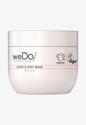 LIGHT & SOFT MASK - Hårinpackning - -