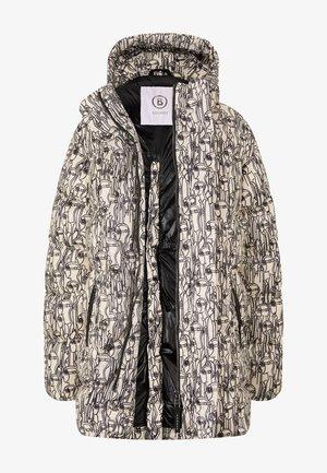 FANJA - Down coat - off-whiteschwarz