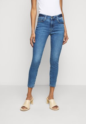 DE JEANNE CROP - Skinny džíny - maiden