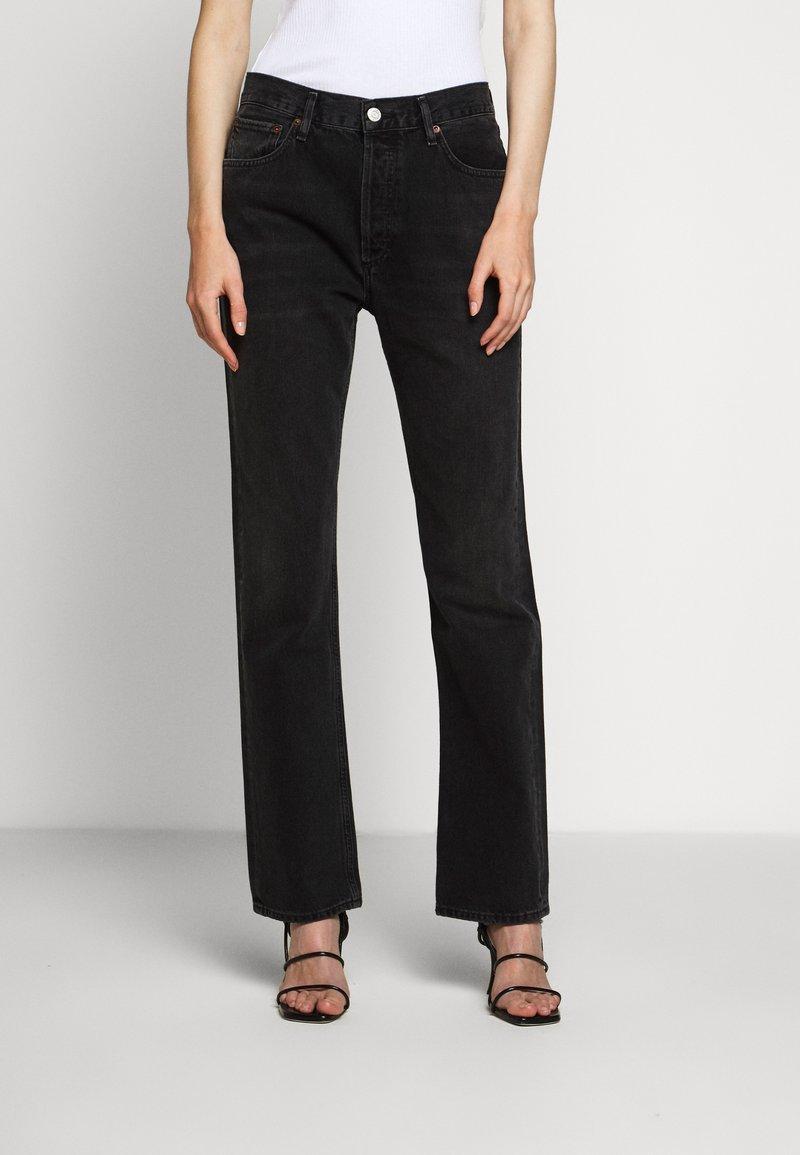 Agolde - LANA - Straight leg jeans - haywire