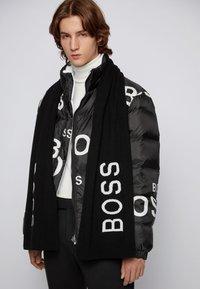 BOSS - MICATI - Scarf - black - 0