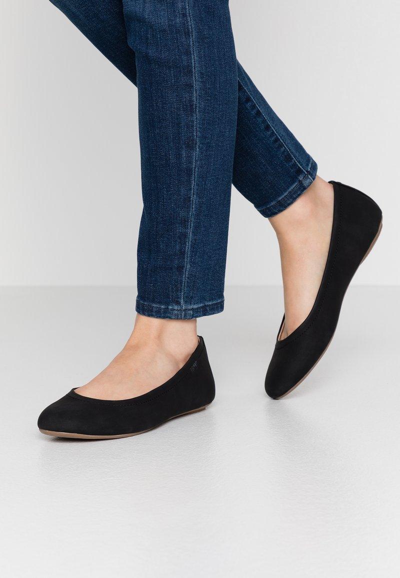 Esprit - ALYA  - Ballet pumps - black