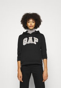 GAP - NOVELTY - Sudadera - black - 0