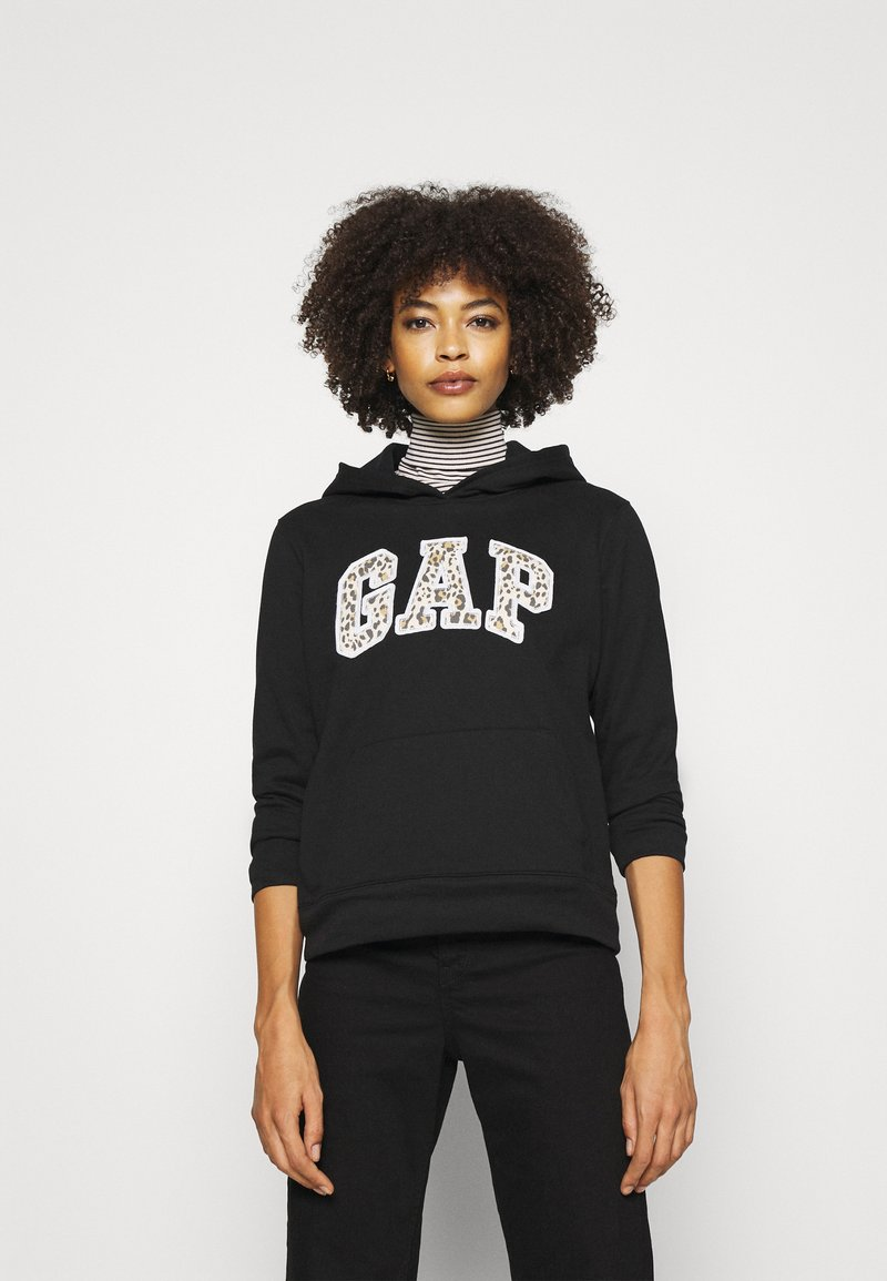 GAP - NOVELTY - Sudadera - black