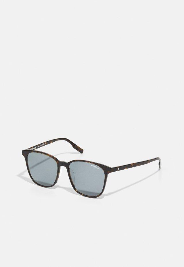 UNISEX - Occhiali da sole - havana/grey