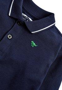 Next - Blush - Polo shirt - mottled royal blue - 2