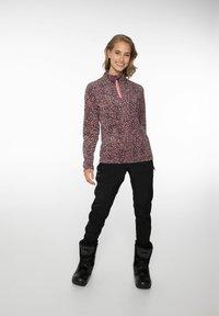 Protest - Fleece jumper - think pink - 1
