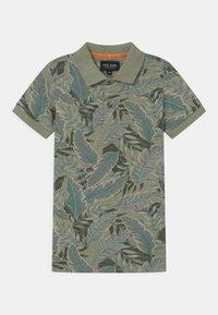 Cars Jeans - KIDS CASSIRO - Polo shirt - moss - 0