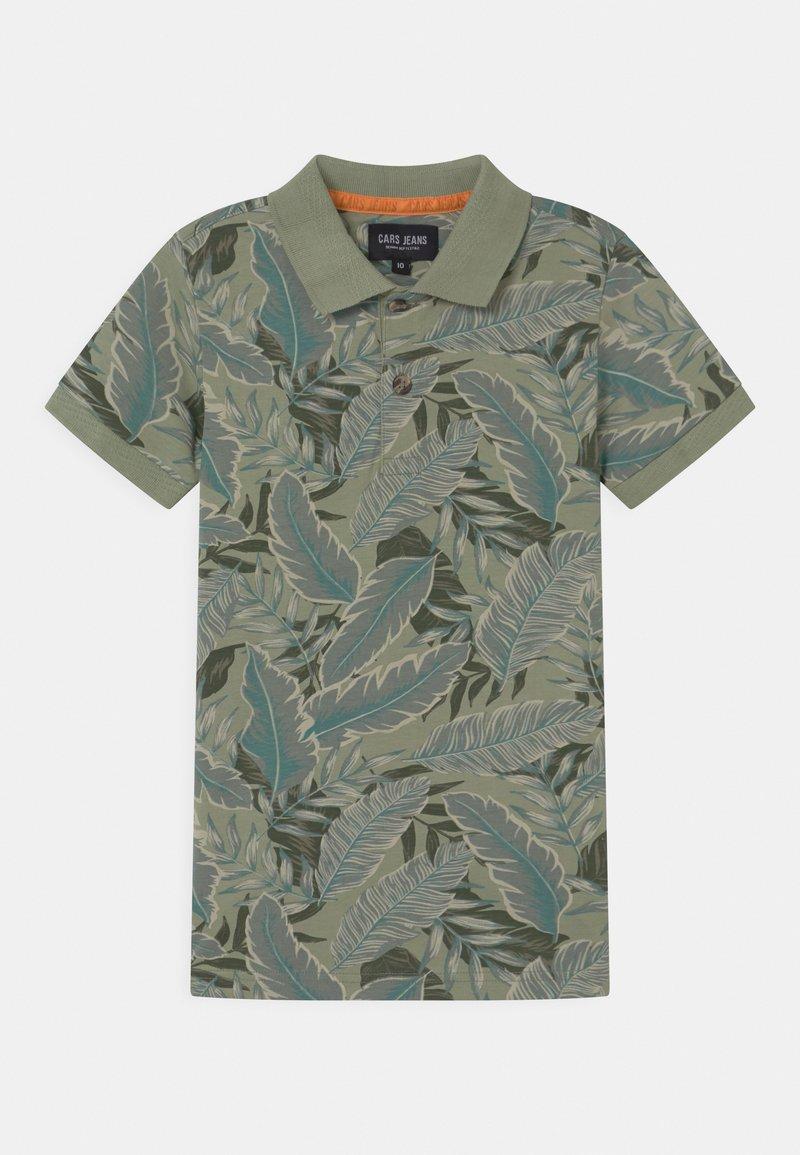 Cars Jeans - KIDS CASSIRO - Polo shirt - moss