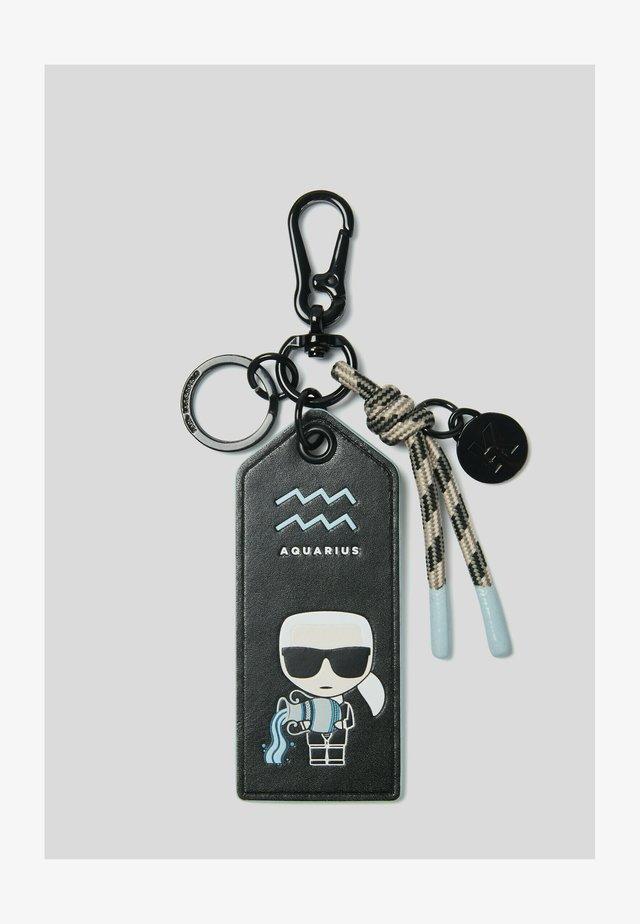 K/ZODIAC AQUARIUS - Schlüsseletui - black/multi