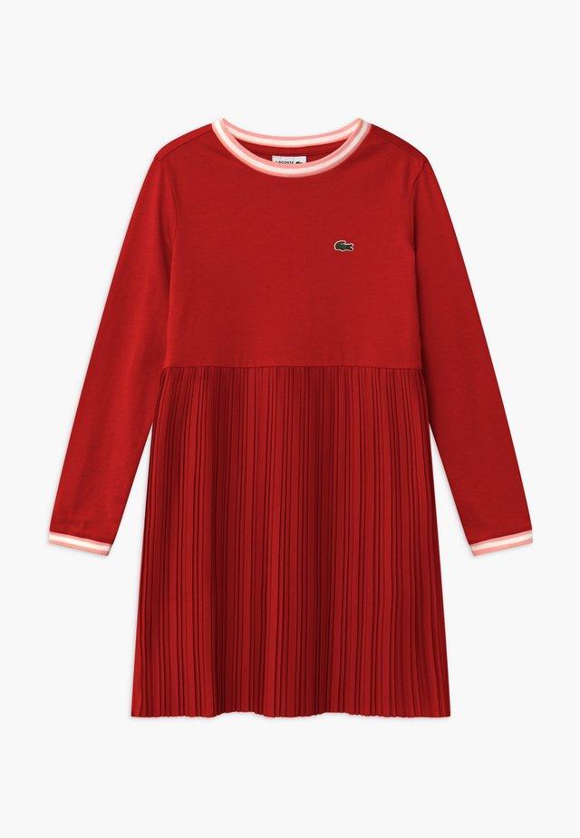 Jerseykjoler - rouge