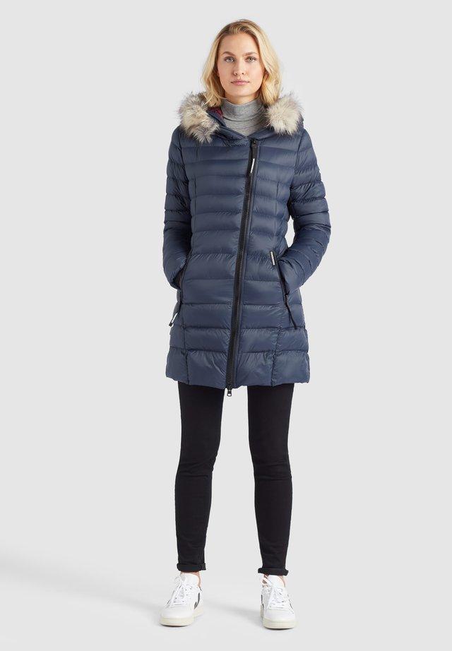MELIKA - Cappotto invernale - dunkelblau