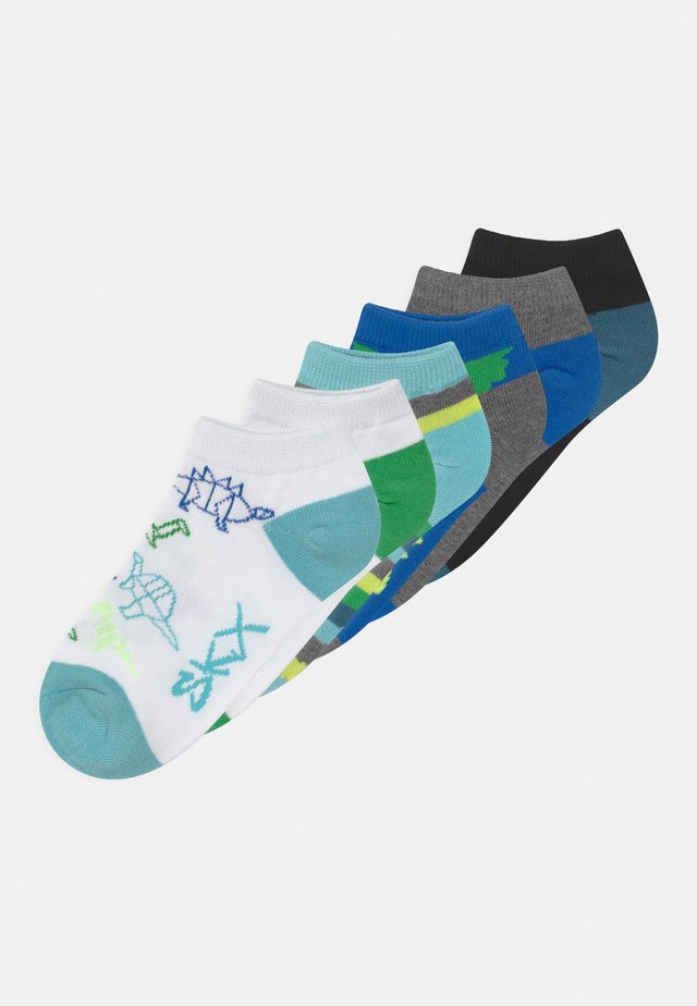BOYS SEASONAL 6 PACK - Socks - pastel turquoise