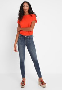 Liu Jo Jeans - UP DIVINE - Jeans Skinny Fit - denim blue - 2