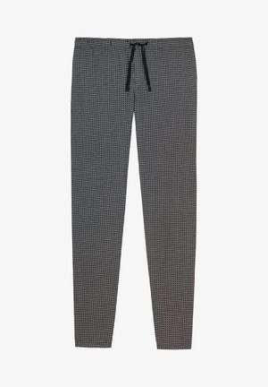 SCHLAFHOSE LANG - Pyjama bottoms - schwarz (15)