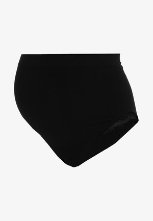 SERENITY MAXI BRIEF - Briefs - black