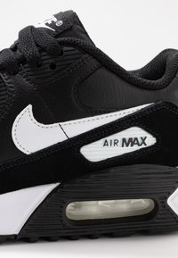 Nike Sportswear - AIR MAX 90 UNISEX - Trainers - black/white - 2