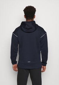 adidas Performance - Hoodie - legend ink/signal orange - 2