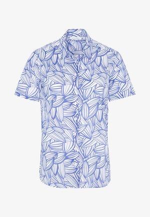 MODERN CLASSIC - Button-down blouse - blue