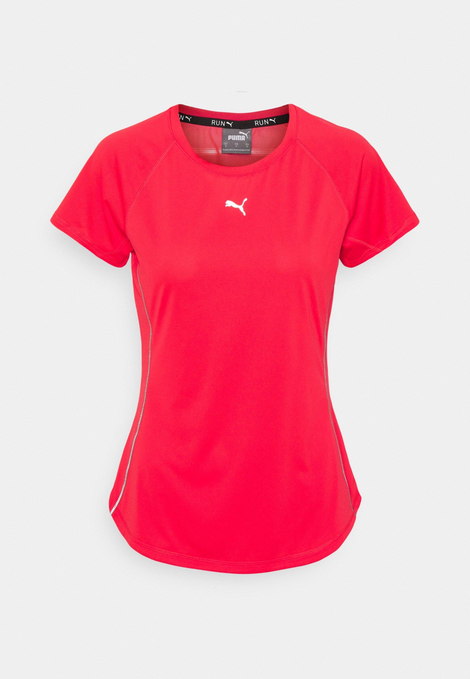 Damen RUN COOL ADAPT TEE - T-Shirt basic