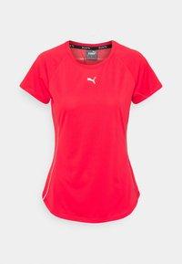 RUN COOL ADAPT TEE - T-shirts - sunblaze
