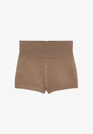 NICO - Shorts - marron moyen