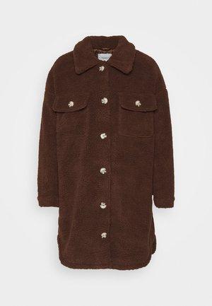 JDYSTELLA JACKET  - Zimní kabát - pinecone