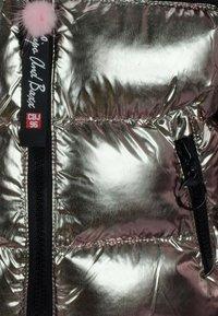 Cipo & Baxx - Winter jacket - silver - 4