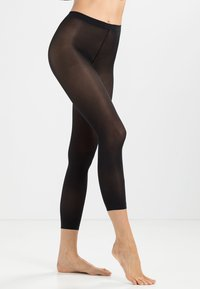 Falke - PURE MATT 50 DEN - Leggings - Stockings - black - 1