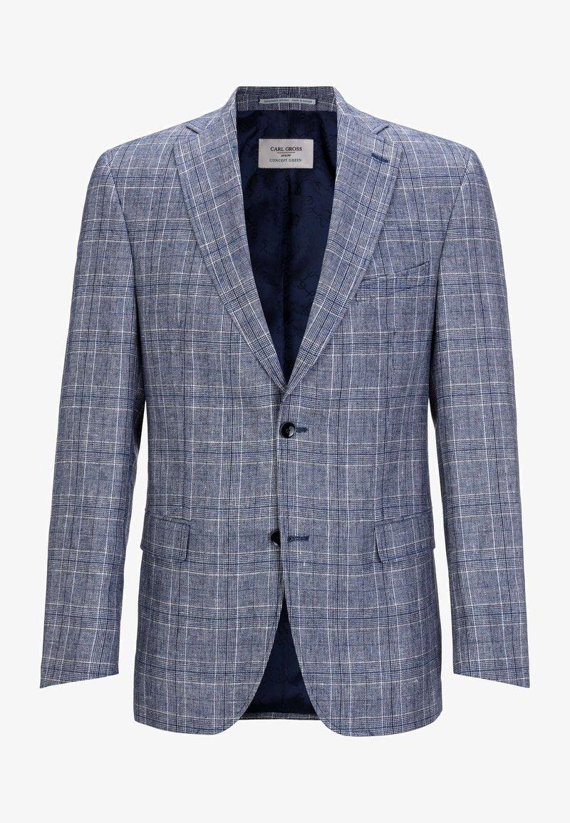 Carl Gross - THEO - Blazer jacket - blau