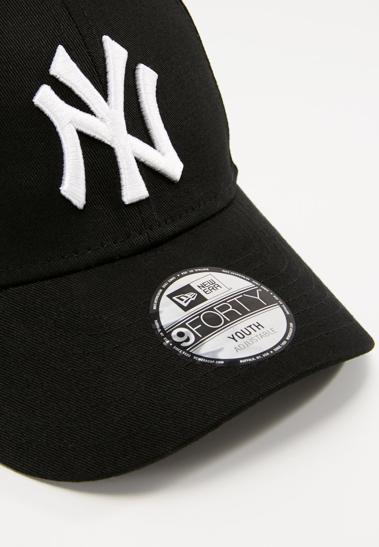 New Era FORTY MLB LEAGUE NEW YORK YANKEES - Cap - black/svart wASTaIa0HQ0UkbE