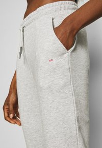 Fila - LAKIN - Tracksuit bottoms - light grey - 4
