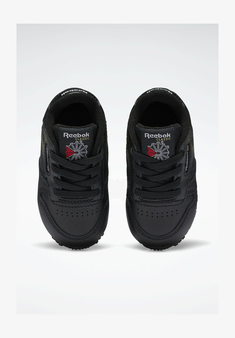 Reebok Classic - CLASSIC LEATHER SHOES - Baby shoes - black