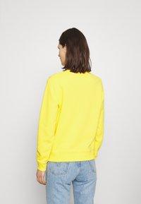 GANT - LOCK UP - Mikina - solar power yellow - 2