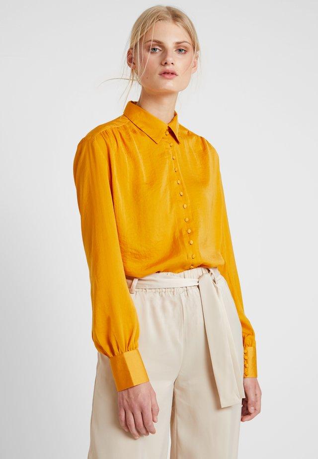 SADIELC - Button-down blouse - golden glow