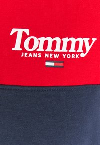 Tommy Jeans - COLORBLOCK MOCK - Day dress - twilight navy/multi - 2