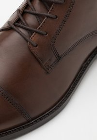 Zign - Lace-up ankle boots - dark brown - 5