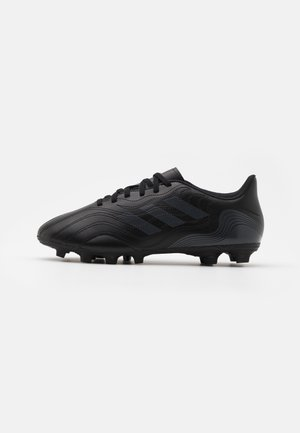 COPA SENSE.4 FXG - Moulded stud football boots - core black/grey six