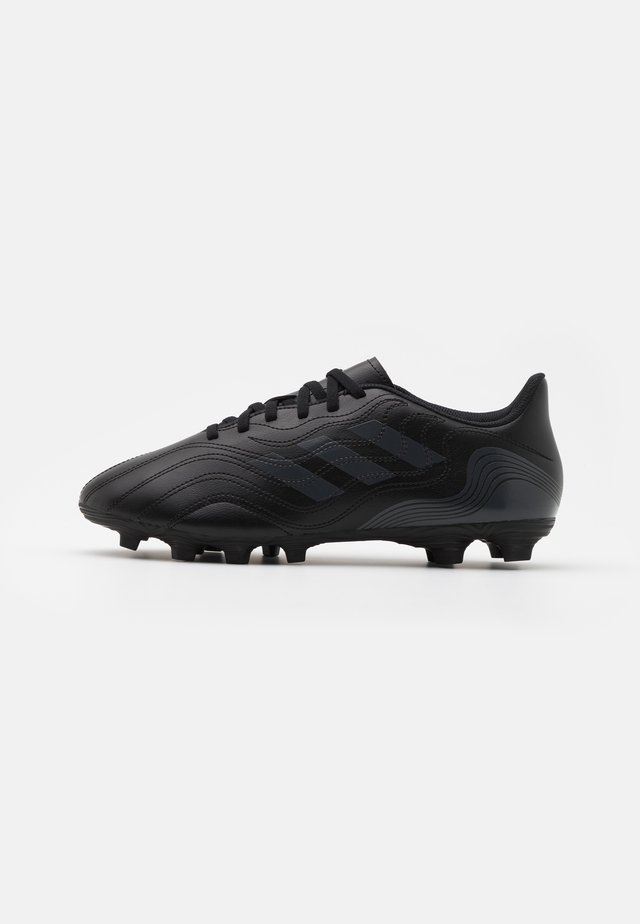 COPA SENSE.4 FXG - Fodboldstøvler m/ faste knobber - core black/grey six