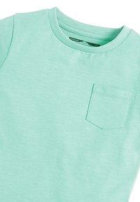 Next - LIGHT GREEN SHORT SLEEVE T-SHIRT (3MTHS-7YRS) - T-shirt basic - green - 2