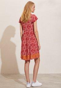Odd Molly - FELICIA - Day dress - cherry red - 2