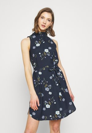 VMFALLIE SMOCK DRESS - Kjole - navy blazer/fallie