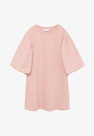 TINA - Strickkleid - rosa