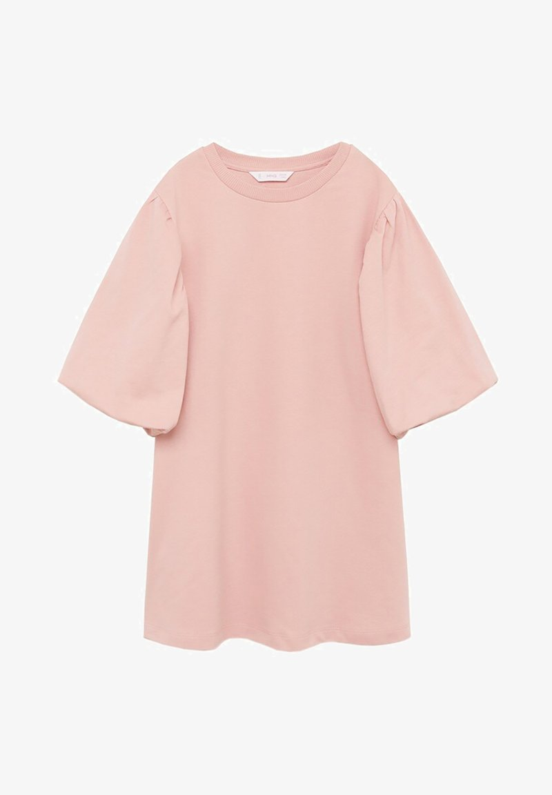 Mango - TINA - Gebreide jurk - rosa
