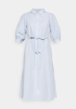 ZHEN NONA DRESS - Shirt dress - blue