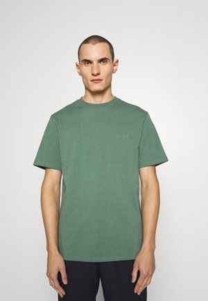 CASUAL TEE SHORT SLEEVE - Basic T-shirt - dusty green