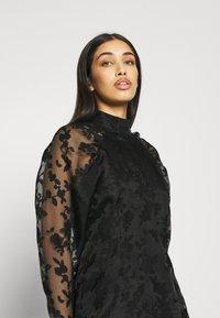 Gina Tricot - YLVA DRESS - Cocktailjurk - black - 4