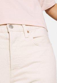 Levi's® - 501® CROP - Jeans Straight Leg - neutral ground - 5