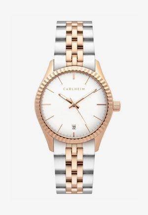 NINA - Horloge - rose gold-silver-white