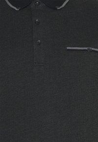 Johnny Bigg - TIPPED - Polo shirt - black - 6